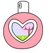 Blossom Angelic Planet Heart Perfume