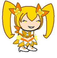 Cure Sunshine Homestuck