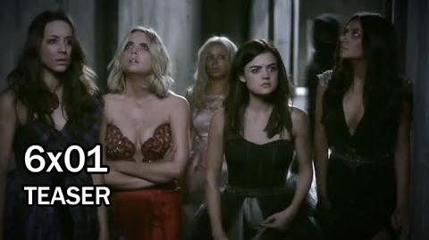 "Pretty Little Liars 6x01 Teaser - ""Game on, Charles"" - Season 6 Episode 1"
