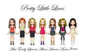 The pretty little liars in the books by ramonaplliar-d4ezvt4
