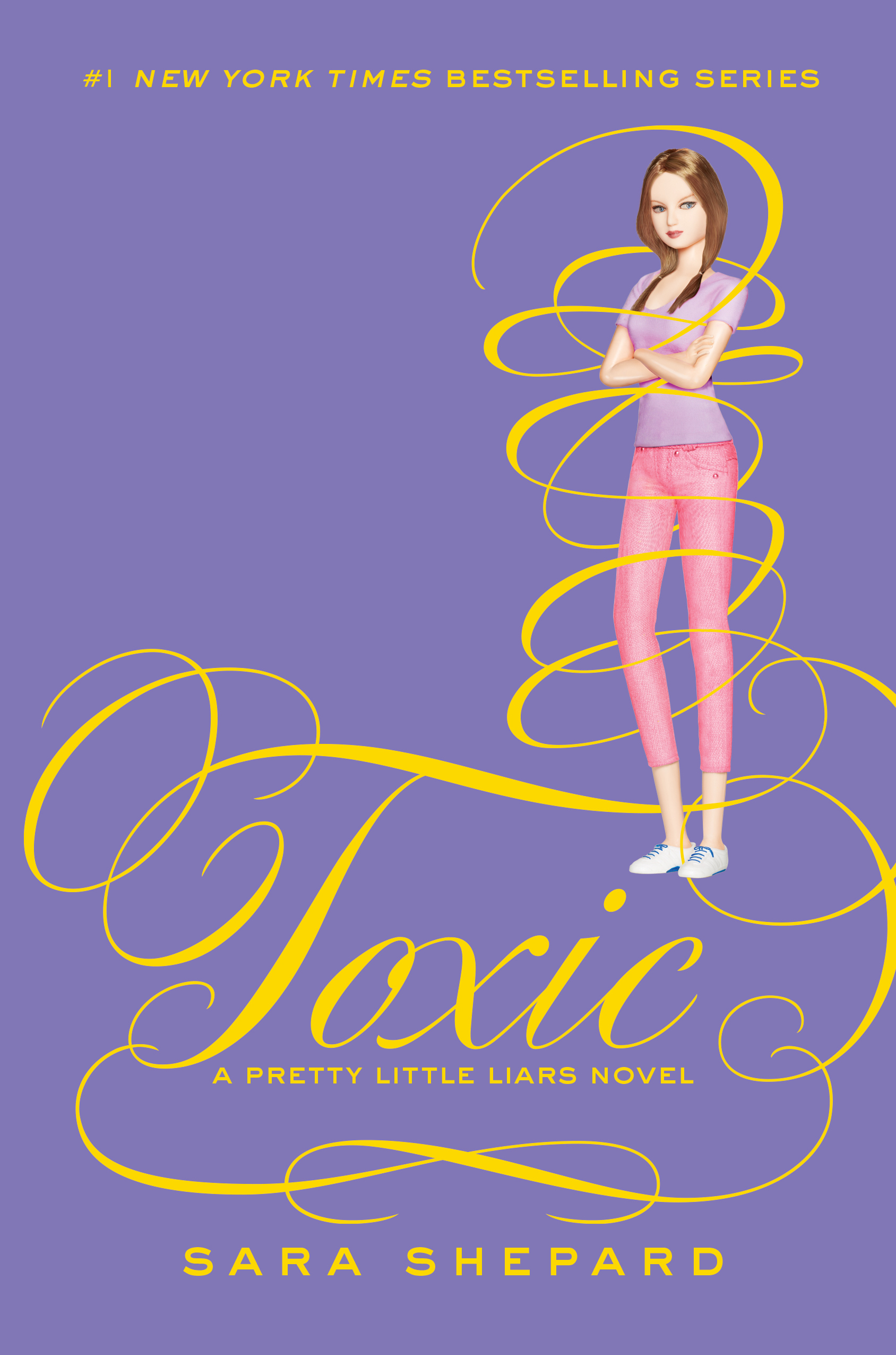 Pretty Little Liars Book Cover Characters ~ Toxic pretty little liars wiki fandom powered by wikia