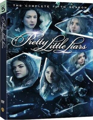 Pretty Little Liars Season 5 DVD Cover
