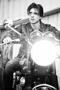Drew Van Acker motorcycle1