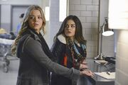 Aria and Alison