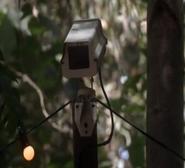 Camera-monitored Kahn's Cabin