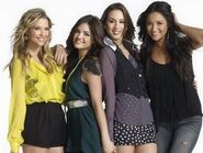 The pll girls