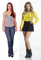 Hanna (Comparison)