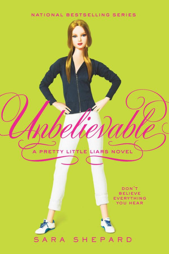 Pretty Little Liars Book Cover Dolls : Unbelievable pretty little liars wiki fandom powered