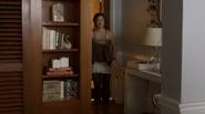 Melissa's Apartment (Bedroom Door)