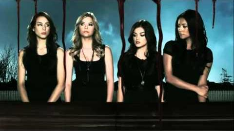 Pretty Little Liars 2x13 Halloween Opening theme HQ