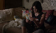 314 Aria in bed