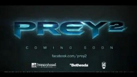 Prey 2 Official Teaser Trailer