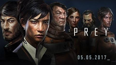 Prey – Only Yu Can Save the World (PEGI)