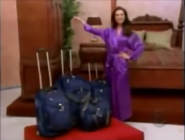 Brandi in Satin Sleepwear-10