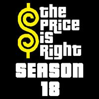 Price is Right Season 18 Logo