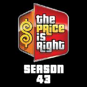 Price is Right Season 43 Logo