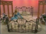 Gabrielle Tuite in Satin Sleepwear 04-23-2008 Pic-6