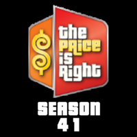 Price is Right Season 41 Logo