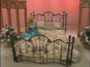 Gabrielle Tuite in Satin Sleepwear 04-23-2008 Pic-9