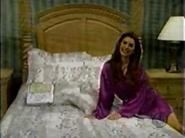 Brandi in Satin Sleepwear-6