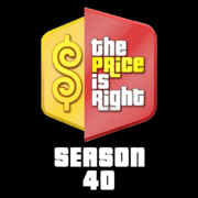 Price is Right Season 40 Logo