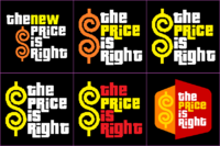 The Price is Right Evalution Logo