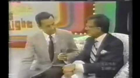Bill Cullen on The Price is Right