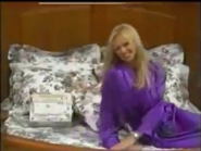 Nikki Ziering in Satin Sleepwear-24