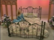 Gabrielle Tuite in Satin Sleepwear 04-23-2008 Pic-10