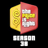 Price is Right Season 38 Logo