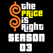 Price is Right Season 03 Logo
