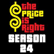 Price is Right Season 24 Logo