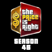Price is Right Season 45 Logo