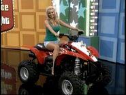 Gabrielle Tuite on ATV-2