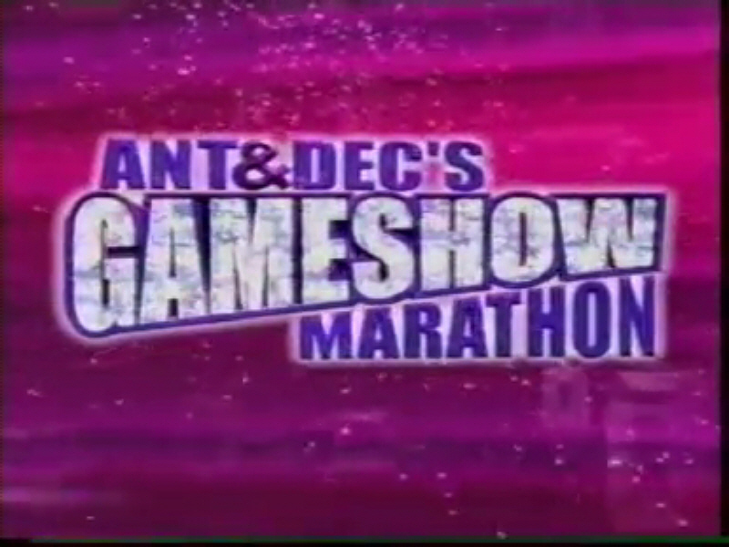 game shows marathon vernon kay biography