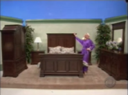 Shane in Satin Sleepwear-13