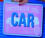 Car Price Tag