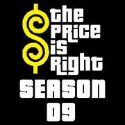 Price is Right Season 09 Logo