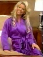 Gabrielle in Satin Sleepwear-2
