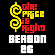Price is Right Season 26 Logo