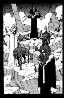 Dark disciples