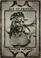 Ace of Swords - Wraith Aspect