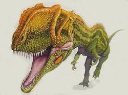 Yangchuanosaurus luis rey