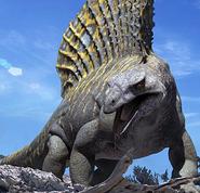 10. Edaphosaurus