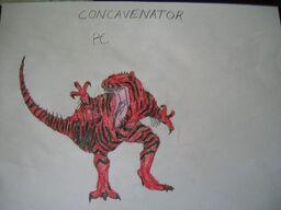 PrimevalContinuedConcavenator