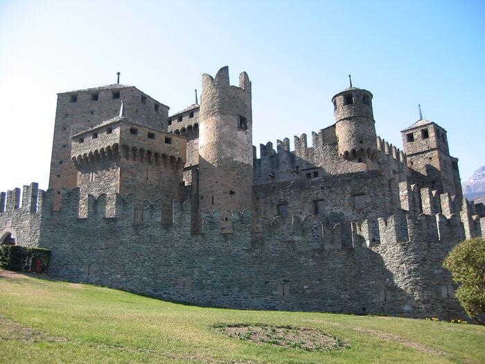 Castello Di Raptor