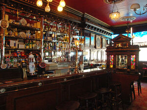 Primeval Continued Pub