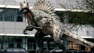 Spinosaurus promo