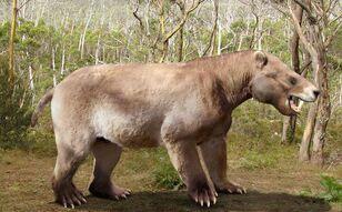 Creataceous mammal