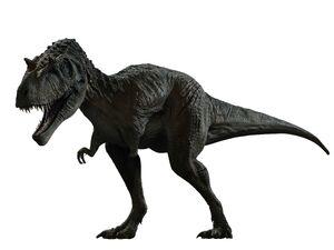 Primeval Continued Albertosaurus promo